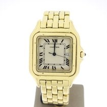 卡地亚 Panthere 18K YellowGold  JUMBO 31mm (B&P1997) MINT