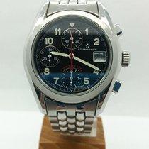 Eterna Matic Kontiki 1958 automatic chronograph