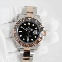 Rolex GMT-Master Root Beer Ref: 126711CHNR NEW