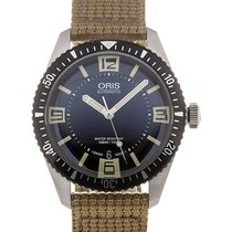 Oris Divers Sixty Five new Automatic Watch with original box and original papers 01 733 7707 4064-07 5 20 22
