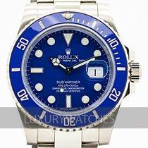 825f8feca08 Rolex Submariner Date Ouro branco - Todos os preços de relógios ...