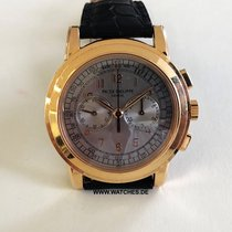 Patek Philippe Complications Rose Gold Chronograph - 5070R-001