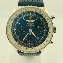 Breitling Navitimer 01 (46 MM) Steel 46mm Blue United States of America, Florida, Fort Lauderdale