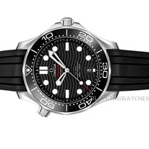 Omega Seamaster Diver 300 M Steel 42mm Black No numerals United States of America, Florida, Aventura