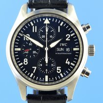 IWC Pilot Chronograph 3717 2010 pre-owned