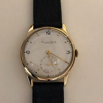 IWC Yellow gold 32,5mm Manual winding pre-owned