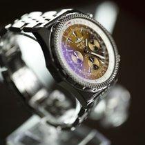 Breitling Bentley Motors pre-owned 48mm Chronograph Date Steel