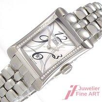 Oris Rectangular Steel 37mm Silver Arabic numerals