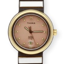 Thorr Steel 34mm Quartz 2461 new