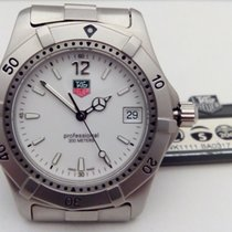 TAG Heuer Steel 38mm Quartz WK1111.BAO317 new