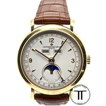 Vacheron Constantin Historiques Yellow gold 36mm White Arabic numerals United States of America, New York, New York