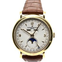 Vacheron Constantin Yellow gold Manual winding White Arabic numerals 36mm pre-owned Historiques
