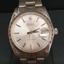 Rolex 6694 Aço Oyster Precision 34mm usado
