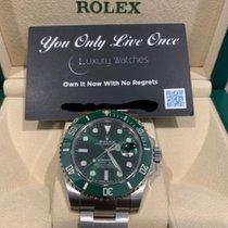 Rolex Submariner Date Steel 40mm Green No numerals Australia, SYDNEY