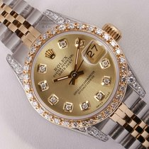 Rolex Lady-Datejust Very good Steel 26mm Automatic