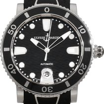 Ulysse Nardin Lady Diver 8103-101-3-02 2012 подержанные