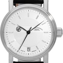Mühle Glashütte Steel 34mm Automatic M1-30-27 pre-owned