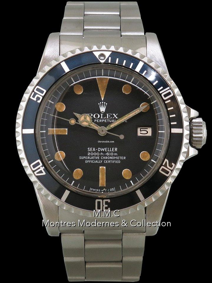 site réputé 13b42 93c00 Rolex Sea-dweller Réf.1665 Mark 1