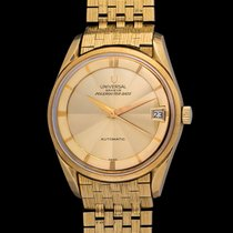 Universal Genève Polerouter Yellow gold 37mm Gold United States of America, Florida, Miami
