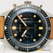 Oris 01 771 7744 4354-07 5 21 45 Steel 2019 Divers Sixty Five 43mm pre-owned