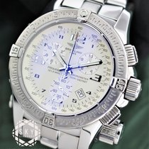 Breitling Emergency A73321 Very good Steel 45mm Quartz