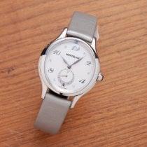 Montblanc Princess Grace De Monaco pre-owned 34mm White Leather