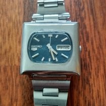 Seiko pre-owned 37mm Blue