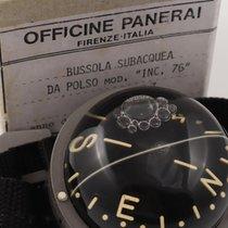 Panerai Plastic Black 70mm pre-owned