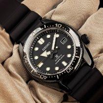 Seiko Marinemaster Steel 44mm Black No numerals United States of America, Texas, Austin