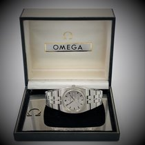 Omega Constellation Steel 36mm Silver