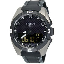 Tissot T-Touch Expert Solar Titanium 45mm Black United States of America, New Jersey, Somerset