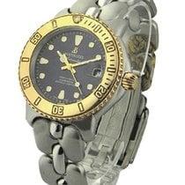 Bertolucci 634.55.49B.124 Diver 2-Tone in Steel with Yellow...