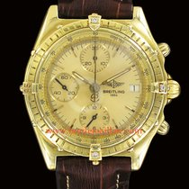Breitling Chronomat or 18k