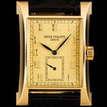 Patek Philippe 18k Yellow Gold Ltd Pagoda  Commemoration B&P...