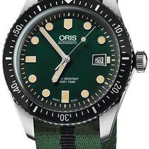 Oris 73377204057LS25 Steel Divers Sixty Five new United States of America, New York, Brooklyn