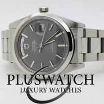 Tudor OysterPrince Date Day Automatic 38MM Grey Dial 3630