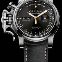 Graham Chronofighter Vintage Pulsometer Ltd.  Edition