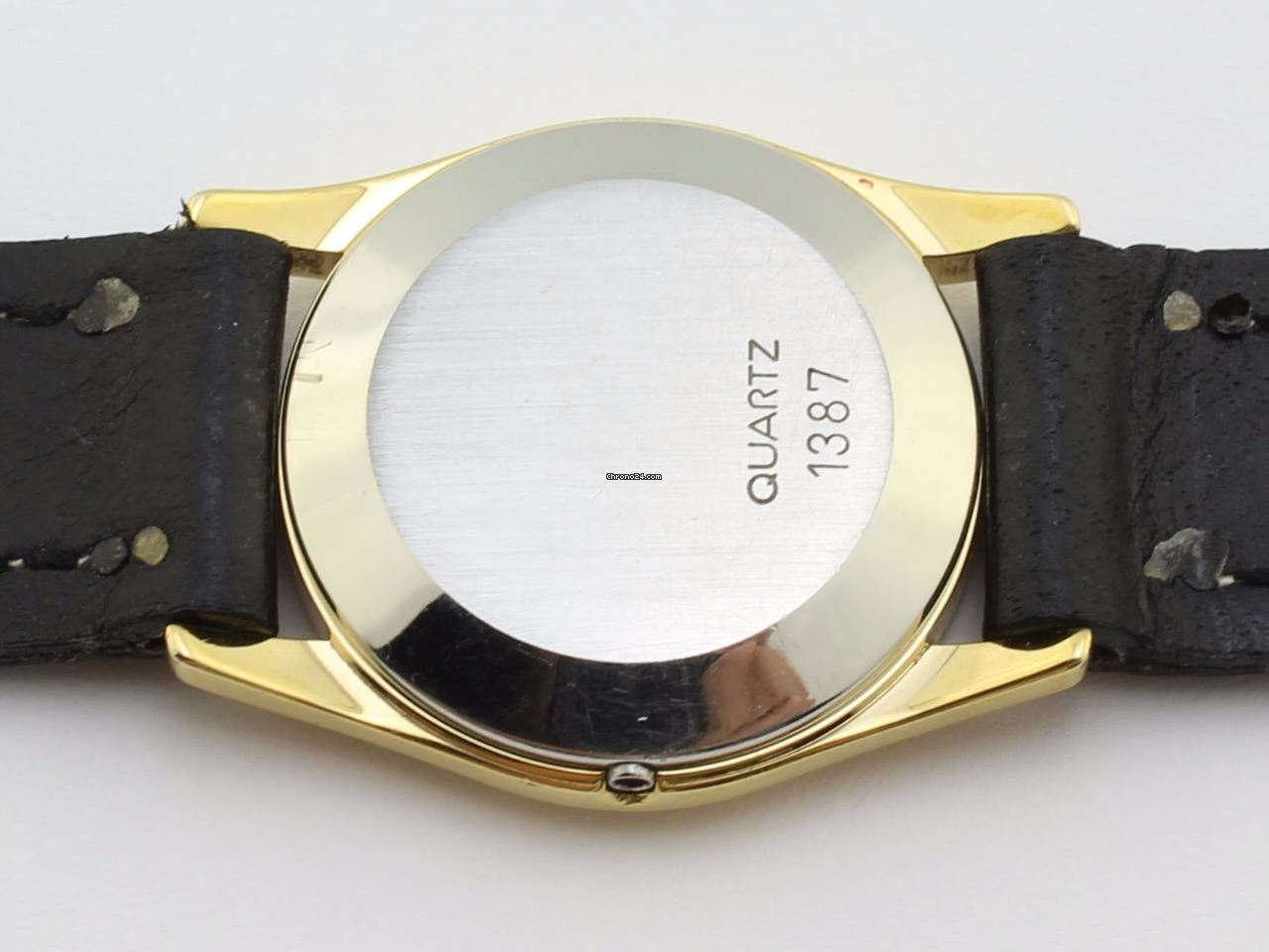 Omega De Ville Quartz Steel Lady 1387 for $278 for sale from a Trusted  Seller on Chrono24
