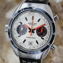 Breitling 1969 Chronomatic Swiss Made Mens Automatic 39mm...