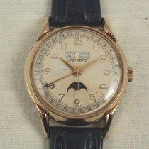 Leonidas - Vintage Tripledate Watch - Men - 1950-1959