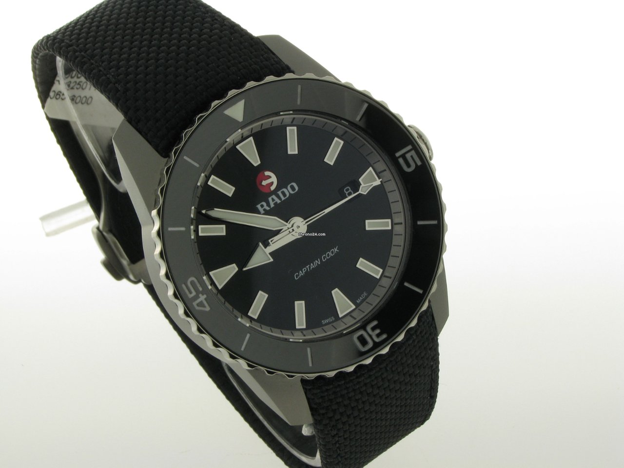 rado hyperchrome captain cook for 2195 for sale from a