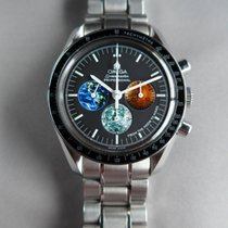 Omega Speedmaster From Mars to Moon