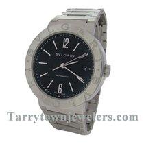 best website 9cd47 d5fd9 Bulgari BB38SS | Bulgari Reference Ref ID BB38SS Watch at ...