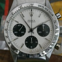 Rolex Cosmograph Daytona 6239 with very rare Double Swiss Dial