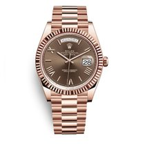 Rolex Day-Date 40 new 40mm Rose gold