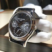 百达翡丽  [NEW] Perpetual Calendar 5140P-017 Gray Dial Watch
