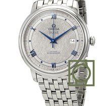 Omega De Ville Prestige Co-Axial 39.5 mm Steel Bracelet