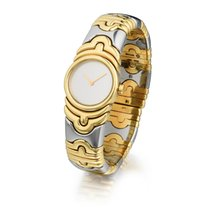 Bulgari Parentesi Ref. BJ 01 in 18K Gold and Steel