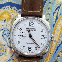 Panerai Radiomir 1940 3 Days Automatic pre-owned 42mm White Leather