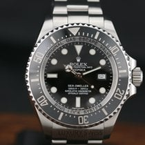 Rolex Sea-Dweller Deepsea Black Dial -Mint